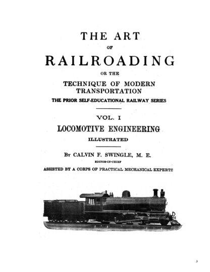 The Art of Railroading Volume 1: Locomotive Engineering The Art of Railroading Volume 1: Locomotive Engineering image 2