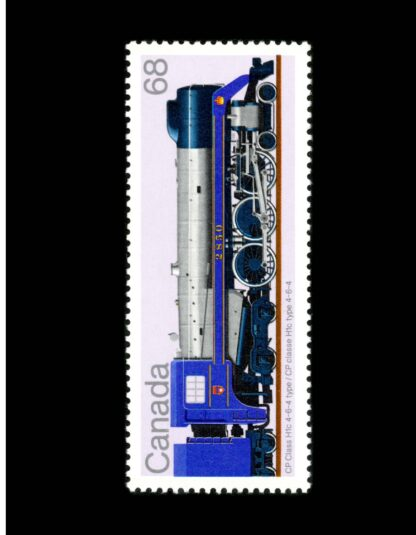 101 Trains on Stamps Volume 1: The Art of Locomotives on Postage Stamps image 7