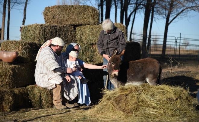 2020 Live Nativity!