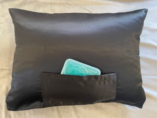 TheraPocket Lux Satin Pillowcase