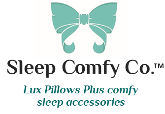 Sleep Comfy Co, Lux Pillows Plus comfy sleep accessories
