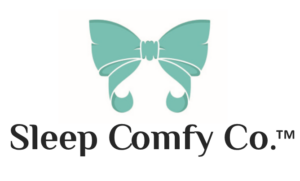 Comfy Pillows, Sleep-Aid pillowcases and sleep accessories