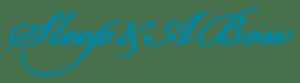 Sleep&ABow sleep-aid pillowcase silk pillowcase logo