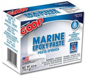 Marine Epoxy Paste