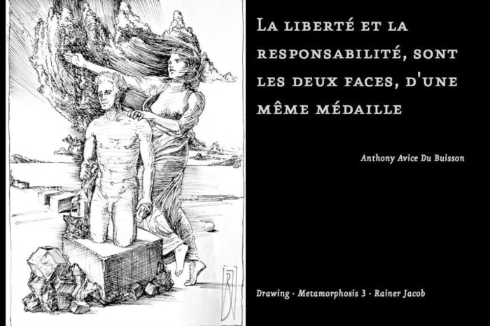 Liberty and Responsibility: two sides of the same coin [Personal Writing]