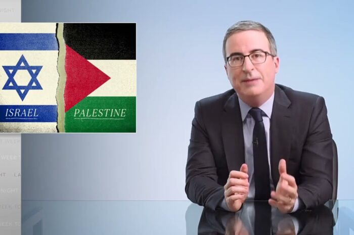 What John Oliver gets wrong about Israel – Medium Article