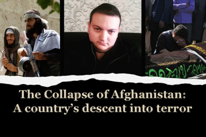 The Collapse of Afghanistan: A country's descent into terror [YouTube Video]