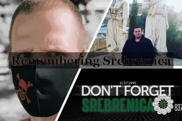 Remembering Srebrenica w/ Dragan [Podcast]