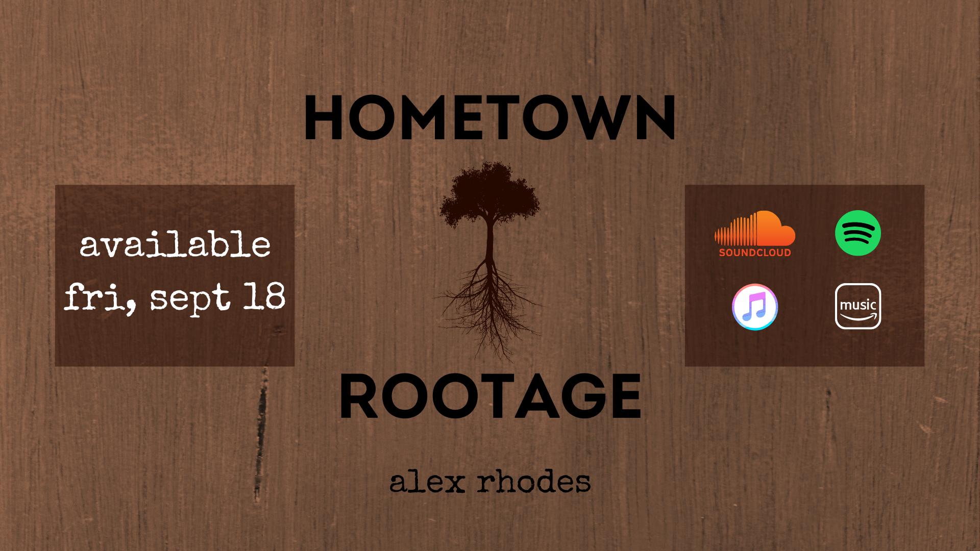 Hometown Rootage (Single) Release!!!