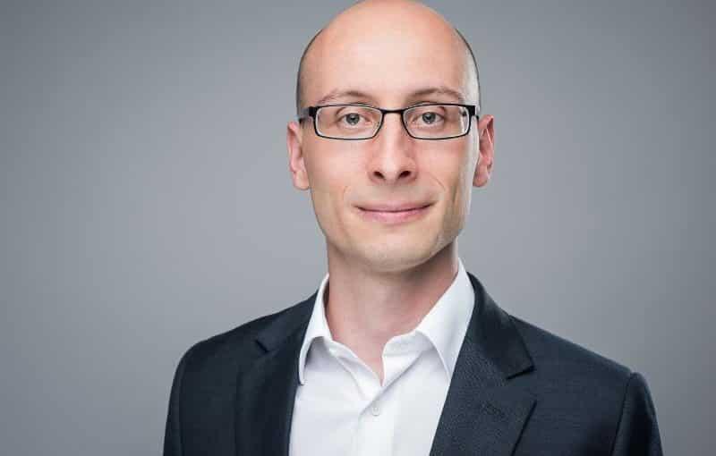 Our new team member, Dr Benjamin Schumann