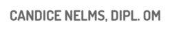Candice Nelms logo
