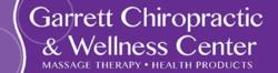 Garrett chiropractic & Wellness Center logo