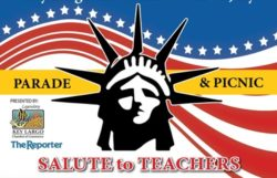4th of july 2017 salute to teachers