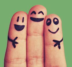 kindness fingers