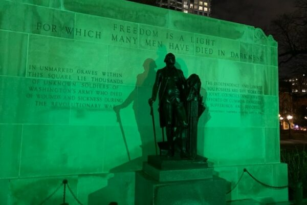 83145027_10157614161440743_6864638678644293632_n Light Up Green For Hannah, Lily, Jack and anyone else fighting cancer in Havertown!