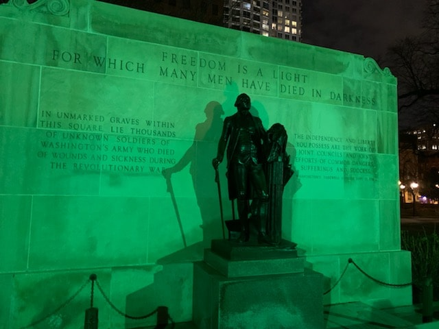Light Up Green For Hannah, Lily, Jack and anyone else fighting cancer in Havertown!