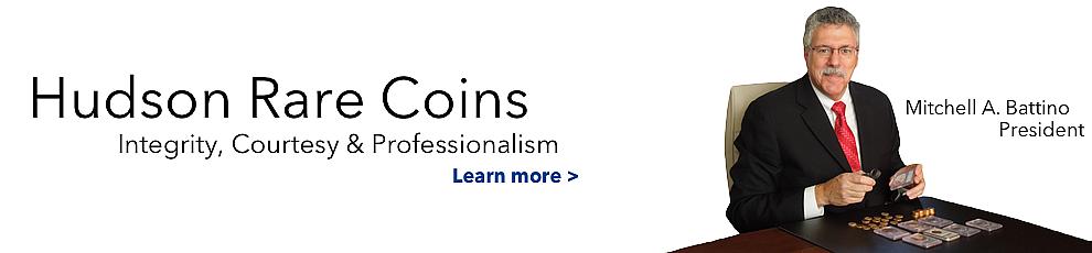Welcome to Hundson Rare Coins