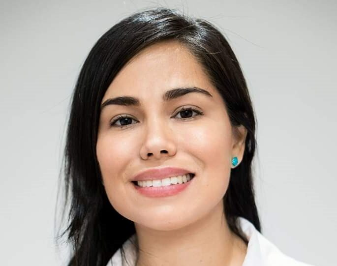 Smiling Doctor Estrada