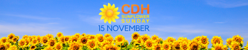 CDH Sunflower Sunday 2020