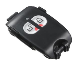 Wireless PowerG Security 2 Button Panic Key PG9949