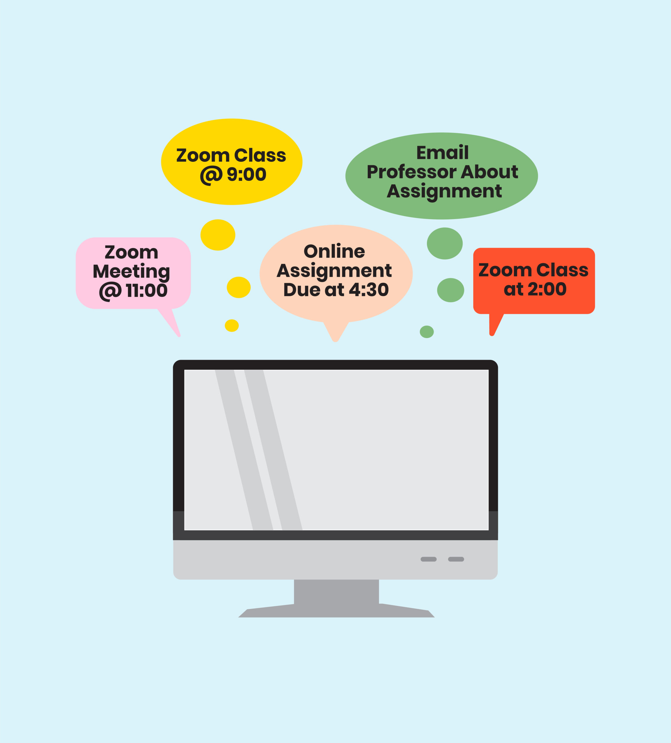 EU students reflect on the virtual semester