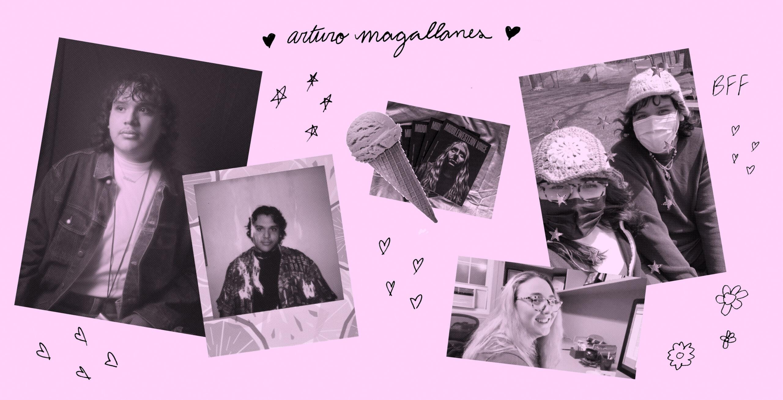 Senior Memoir—Arturo Magallanes