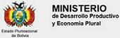 Ministerio de Desarrollo Productivo y Economía Plural de Bolivia