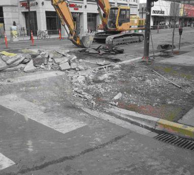 Tuffy Excavation
