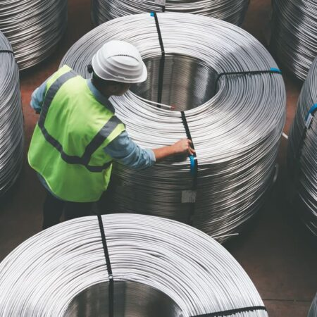Industrial Aluminum Wire Supply