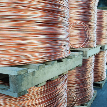 Industrial Copper Wire Supply