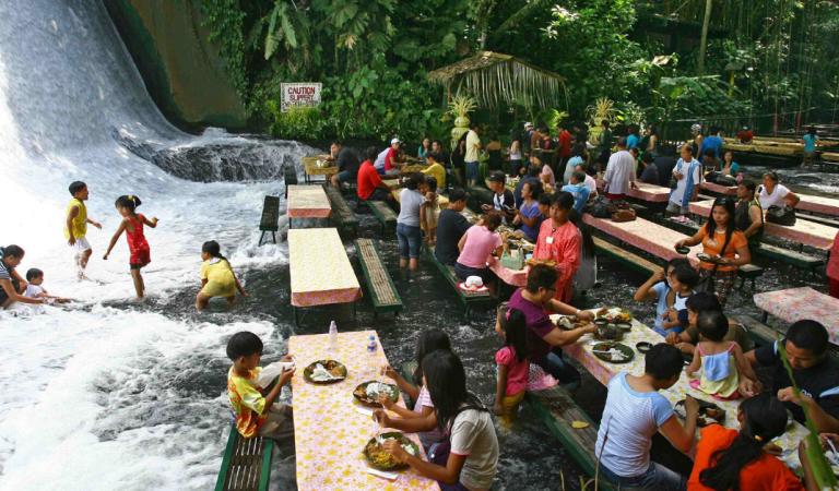 10 restaurantes más extraños del mundo