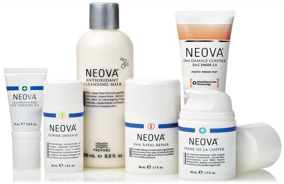 Neova Copper Peptide Complex technology products