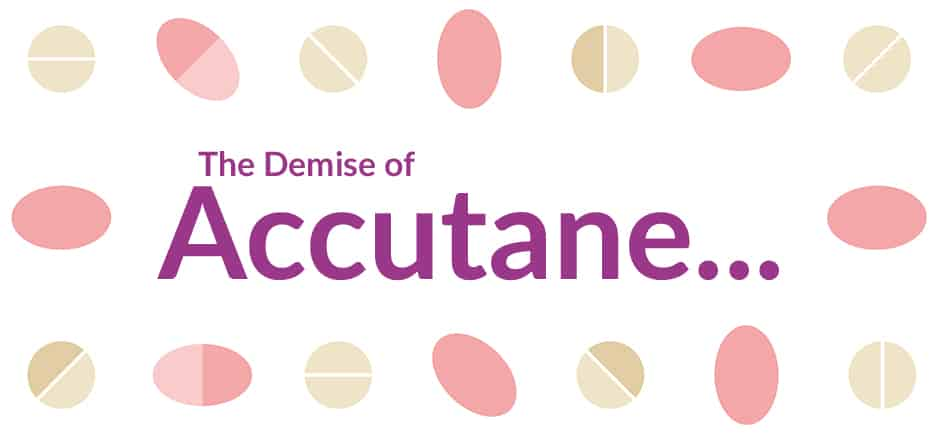 The demise of Accutane and its numerous side effects. So what treatments are still available and effective for treating acne?