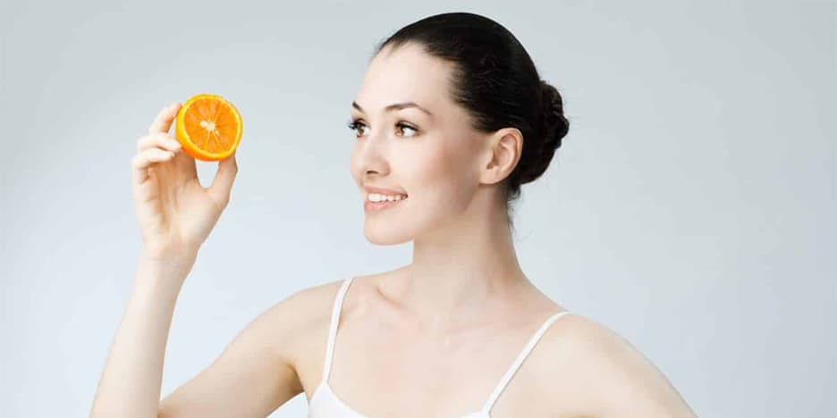 Citrus Fruits made our list of the The Top 5 Foods that are Good for Your Skin