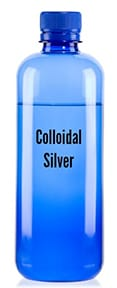 Colloidal Silver - a natural home remedy for the symptoms of rosacea