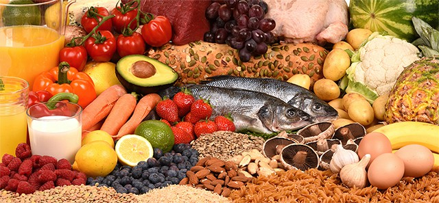 Nutritious foods are one of the best ways to reduce and get rid of acne.