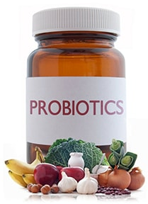 Probiotics provide healthy bacteria our digestive system needs and can help with rosacea.