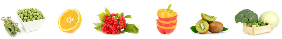 Some of the foods that contain vitamin c are acerola cherries, parsley, turnips, collard greens and bell peppers.