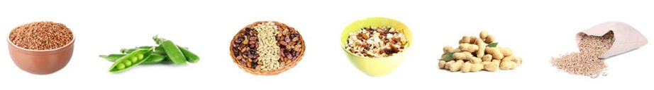 Some of the foods that contain zinc are whole grains, legumes, pecans and pumpkin seeds