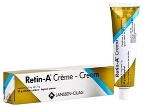 Retin-A has shown some positive results for fine lines and superficial wrinkles.