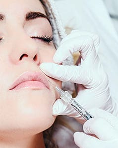 Juvederm is made of all natural hyaluronic acid