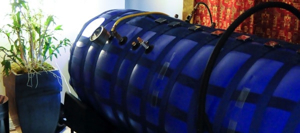 Hyperbaric Oxygen treatments can significantly accelerate the speed of recovery