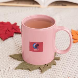 Coffee-mug pink