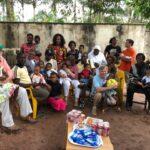 Orphan children of Obike