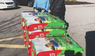 Seabolt Dog Food Donation (1)
