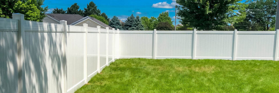 We can help you design the fence that fits your budget.