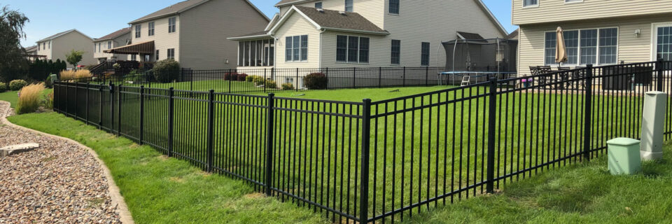 The grass is always greener on your side of the fence.