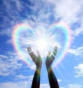 An Energy Healing really works to lift you up