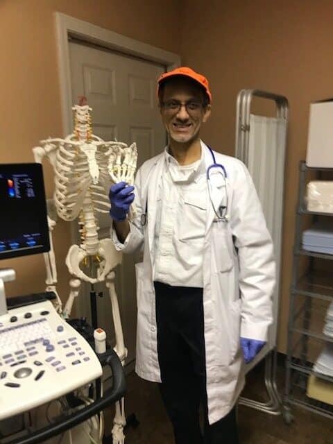 Dr Jafary