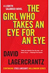 The Girl Who Takes an Eye for an Eye: A Lisbeth Salander novel, continuing Stieg Larsson's Millennium Series (Millennium Series Book 5) Kindle Edition